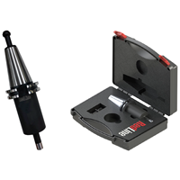 CAT40 Probe Calibration Kit with Haas Retention Knob and Certificate of Inspection